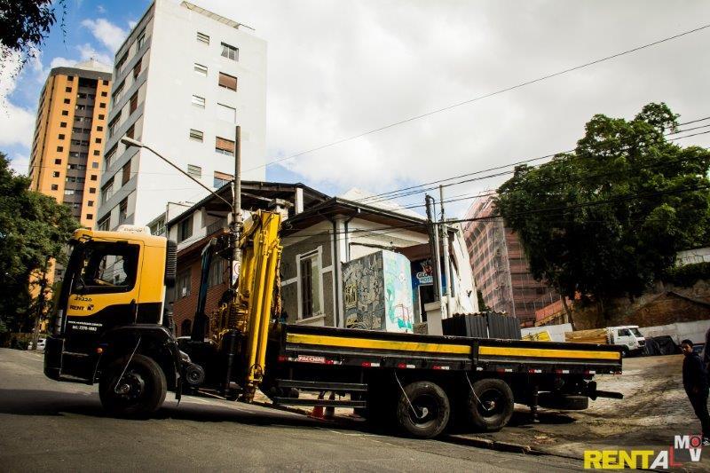 Locação de caminhão munck em suzano
